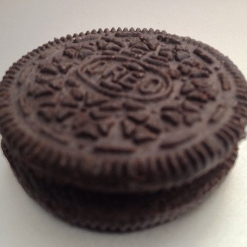 Oreo cookies are #yummy