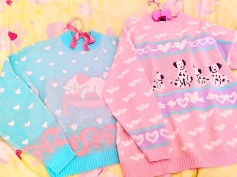 fairy kei pop kei spank! spank! kei jfashion kawaii fashion 80s