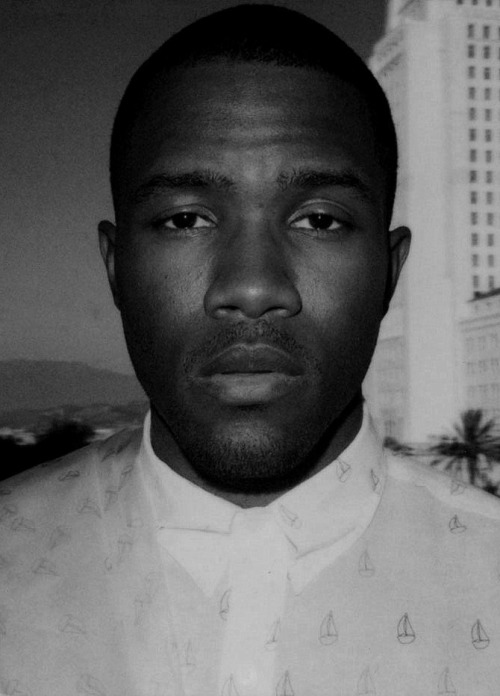 poprokks:  Frank Ocean in Band of Outsiders.  20 of 23.