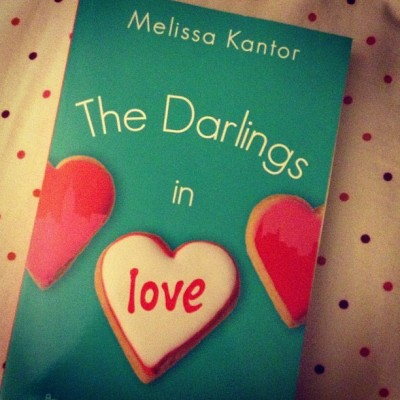 The Darlings in Love — Melissa Kantor #bookhaul