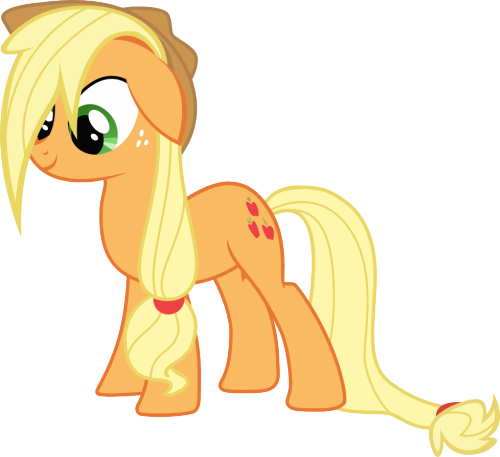 Wet Applejack by ~DrWeb70