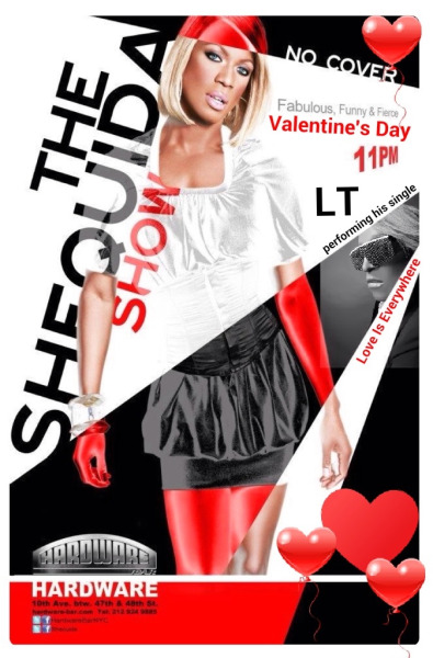 Valentine's Day Realness! LIVE Performance by LT, from THE KIKI TWINS, Stars On 33 & Bravo TV's Pregnant In Heels! Love Is Everywhere!