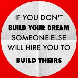 9gag:  Build your dream