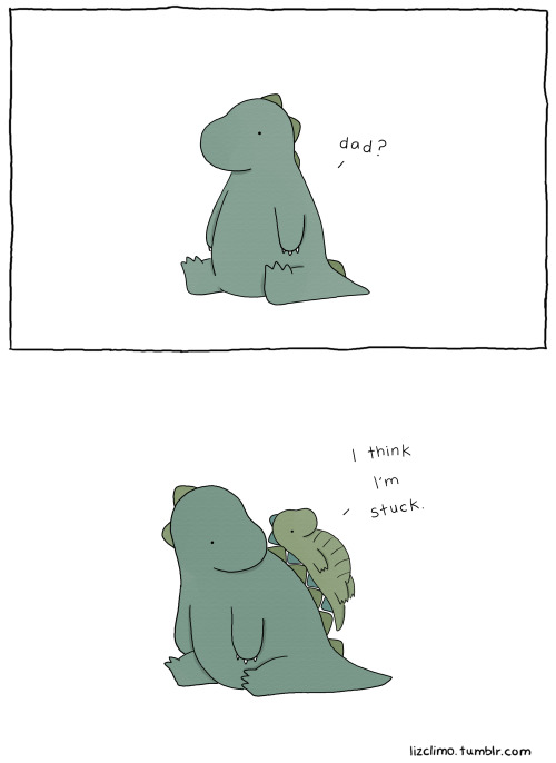 thefrogman:  Drawn by Liz Climo [tumblr | twitter]