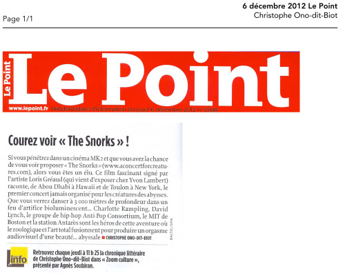 LE POINT_BY CHRISTOPHE ONO-DIT-BIOT_DECEMBER 6, 2012