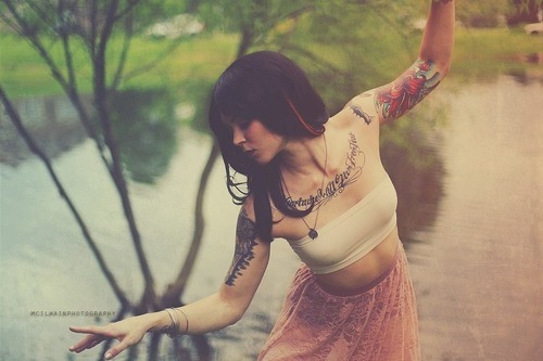 tattoos-are-beautiful:  Nice filter. More here.