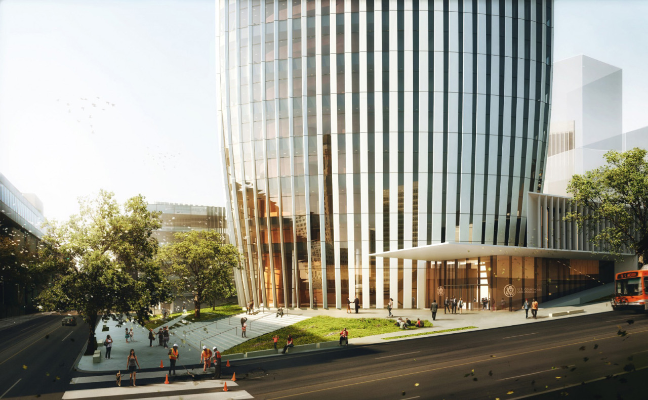 #ARCHITECTURE #RENDERINGS Los Angeles, USA | Los Angeles Courthouse | Yasdani Studio and Gruen Assosiates Mastering Autodesk Viz Render 2006: A Resource For Autodesk Architecural Desktop Users 9 new from $47.96 16 used from $8.72 SOURCE | 12.05.2013 | 14.24 High resolution renderings (showcase) http://www.skyscrapercity.com/showthread.php?t=1141539