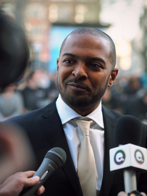 Noel Clarke at the Premiere of Star Trek: Into Darkness