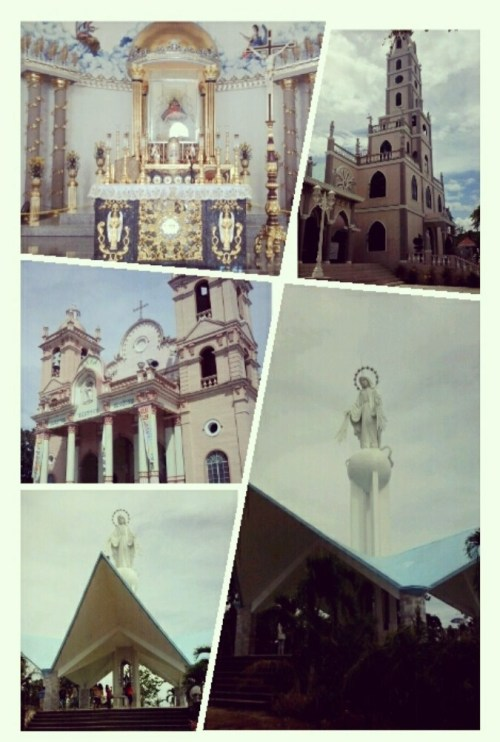 Pilgrimage from Bogo to Cebu. what a day. Thank you Lord. :)