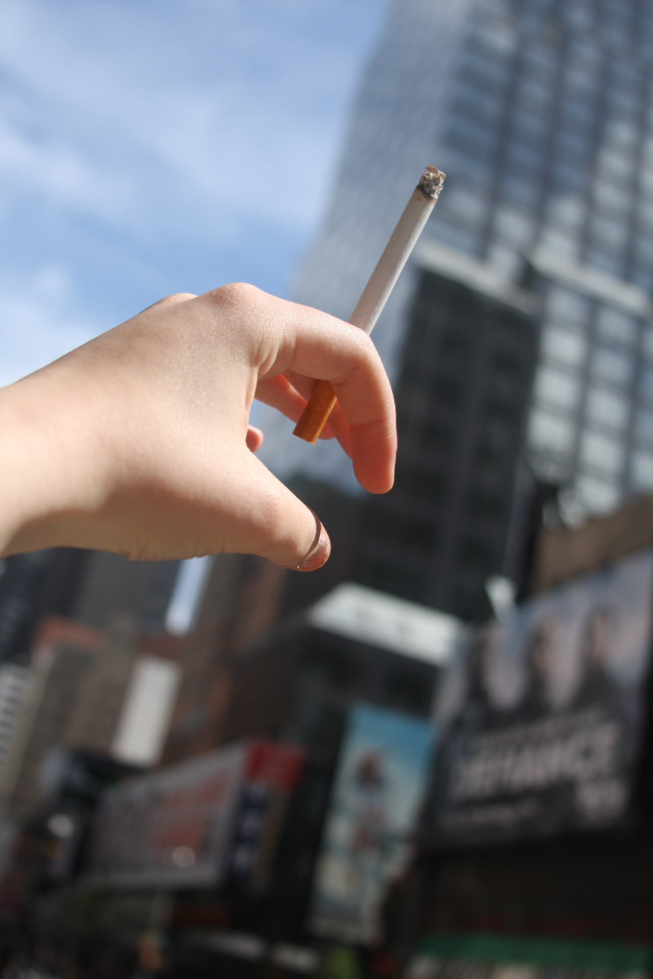 cigarette smoking in new yawk
