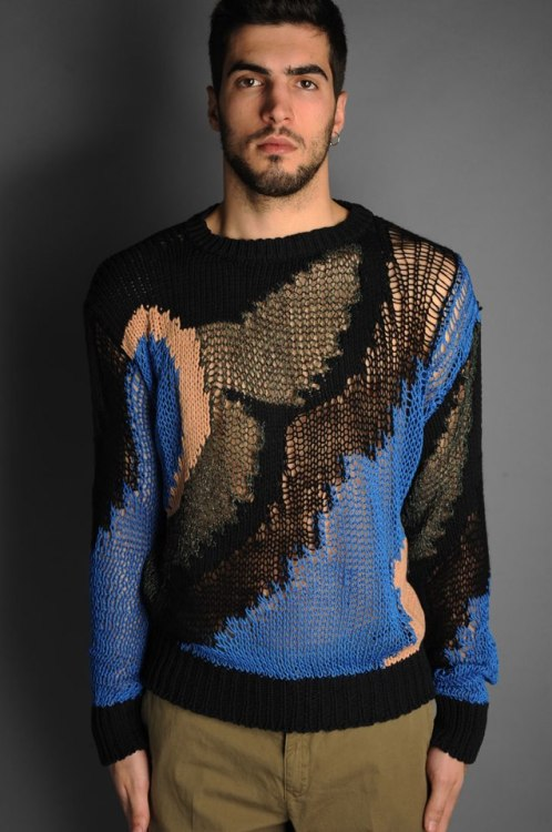 mensfashionworld:  Dries Van Noten Spring Summer 2013