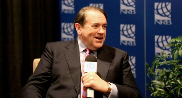 "Huckabee: 'Evangelicals will take a walk' if GOP supports marriage equality.  Christian Post: Evangelicals will leave the Republican Party if it supports redefining marriage to include same-sex couples, Mike Huckabee said. When asked if he believes the Republican Party will change its position and support gay marriage in a Wednesday Newsmax interview, Huckabee remarked, ""They might, and if they do, they're going to lose a large part of their base because evangelicals will take a walk."" Huckabee currently hosts a Fox News show called ""Huckabee."" He was formerly the governor of Arkansas and ran for president in 2008. Before he entered politics, Huckabee was a Southern Baptist pastor and a religious radio broadcaster. ""And it's not because there's an anti-homosexual mood, and nobody's homophobic that I know of,"" he continued, ""but many of us, and I consider myself included, base our standards not on the latest Washington Post poll, but on an objective standard, not a subjective standard.""  ""I don't hate people, my religion does"" is a crappy argument that cowardly haters use to dodge accusations of bigotry. But Mike doesn't have to worry, RNC chairman Reince Priebus says that, while he wants the party to be more accepting of people who do support marriage equality, the party's platform will still have the ""we hate gays!"" plank. At least for now, anyway. Besides, where would these evangelicals ""walk"" to? Certainly not the Democrats and not Libertarians, either (that is, real libertarians. Not Republicans who don't want to call themselves Republicans like Rand and Ron Paul). Start up an Evangelical Party? I suppose they could, but by leaving the GOP coalition, they'd actually be losing power. The GOP will drop the marriage-inequality plank eventually. Probably within Huckabee's lifetime. So I guess we'll have the opportunity to find out where he'll walk to when that day comes."