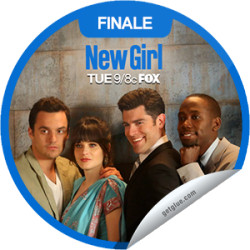 I just unlocked the New Girl: Elaine's Big Day sticker on GetGlue                      6250 others have also unlocked the New Girl: Elaine's Big Day sticker on GetGlue.com                  The second season ends with Jess and Nick making a decision about their relationship. Share this one proudly. It's from our friends at FOX.