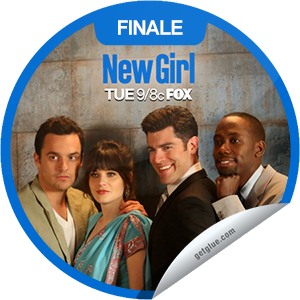 I just unlocked the New Girl: Elaine's Big Day sticker on GetGlue                      10512 others have also unlocked the New Girl: Elaine's Big Day sticker on GetGlue.com                  The second season ends with Jess and Nick making a decision about their relationship. Share this one proudly. It's from our friends at FOX.
