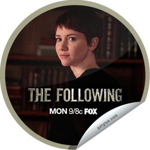 I just unlocked the The Following: Love Hurts sticker on GetGlue                      13710 others have also unlocked the The Following: Love Hurts sticker on GetGlue.com                  Ryan and Parker attempt to circumvent Nick in order to continue their search. Thanks for watching! Share this one proudly. It's from our friends at FOX.