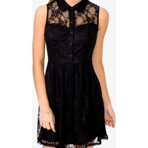 Forever 21 dress   ❤ liked on Polyvore (see more lace cocktail dresses)