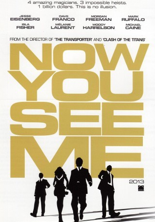 I am watching Now You See Me                                                  156 others are also watching                       Now You See Me on GetGlue.com