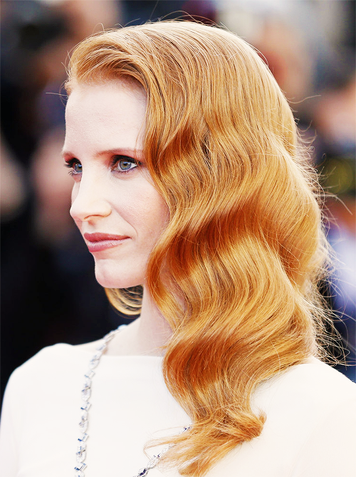ohne-dich:  Jessica Chastain attends the screening of the film 'Cleopatra' presented in Cannes Classics at the 66th edition of the Cannes Film Festival (21 may, 2013)