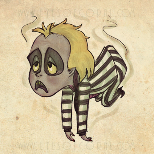 Chibi Beetlebutts <3 -Coral