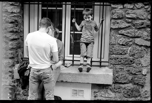 Kid / Paris / 2013 / Diax IIB & Tri-X