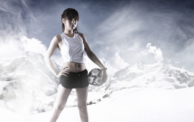 Sport Portrait by Jork Nguyen http://bit.ly/flickrviet