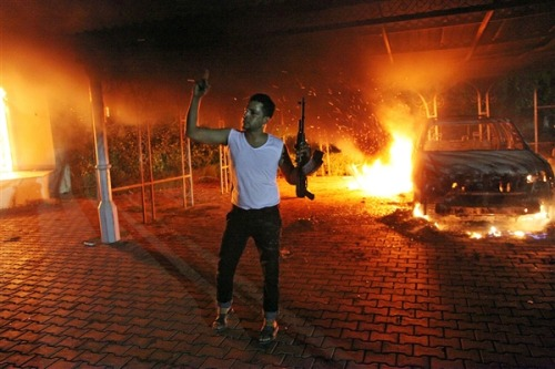 Official: US Special Forces weren't allowed to fly to Benghazi during attack (Photo: AFP/Getty Images) A small team of Special Forces operatives was ready to fly from Tripoli to Benghazi last year after Libyan insurgents attacked the U.S. mission there, but was told it was not authorized to board the flight by regional military commanders, according to a career State Department official scheduled to testify before Congress on Wednesday. Read the complete story.