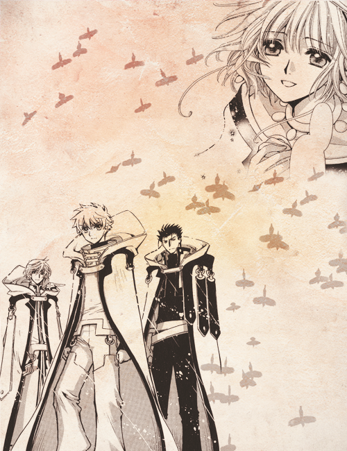 """We will see each other again."" Tsubasa: RESERVoir CHRoNiCLE 10 Year Anniversary"
