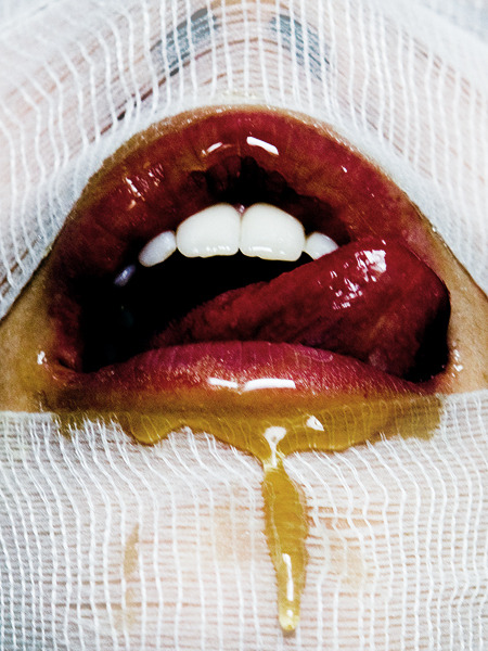 michaeldonovan:  Lips like Honey