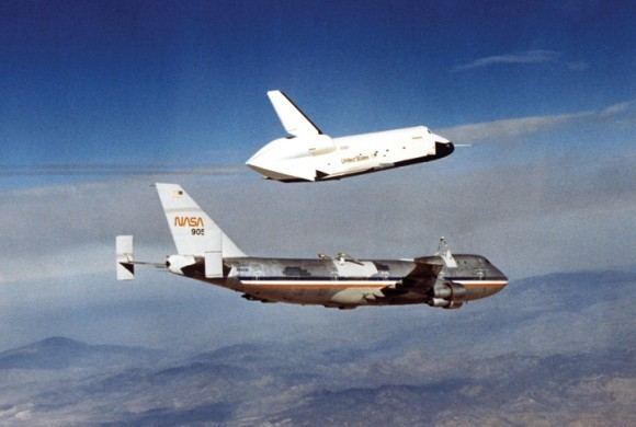 space-pics:  The Lessons We Learned from Space Shuttle Enterprise http://space-pics.tumblr.com/