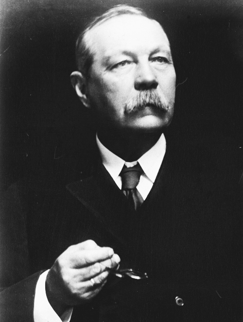 Happy 154th Birthday Sir Arthur Conan Doyle