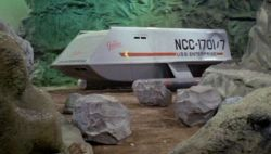thisistheverge:  Original Star Trek Galileo Shuttlecraft Being Fully Restored » Technabob