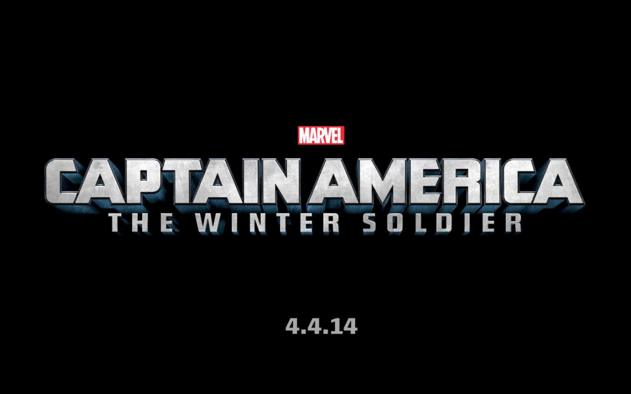 Captain America: The Winter Soldier April 4, 2014