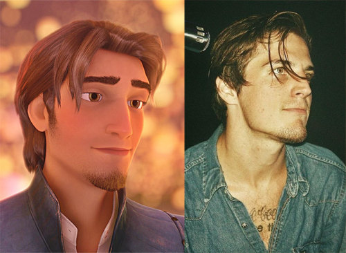 lol sersiously John O is secretly Flynn Rider