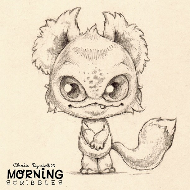 chrisryniak:  Morning scribbles…