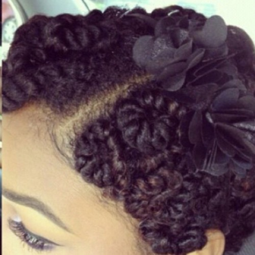 Interested in trying this style. What about you? New Year's style. @CurlKit #curlstylz