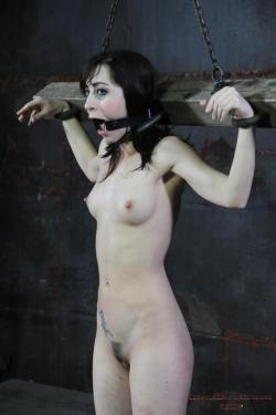 4bdsmsluts:  deep underground in his basement, you are all alone. waiting for his return, dreaming someone will save you