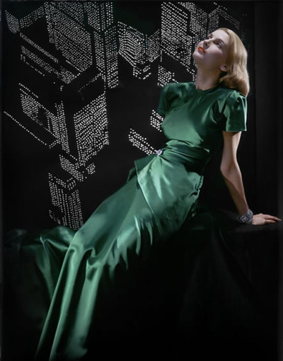 This looks very interesting;  Erwin Blumenfeld - The Man Who Shot Beautiful Women 9.00pm Sunday 18th May  BBC4  Documentary telling the gripping and shocking story of photographer Erwin Blumenfeld, who survived two world wars to become one of the world's most highly-paid fashion photographers and a key influence on the development of photography as an art form. Yet after a mysterious death in Rome in 1969 his name is little-known today, the reasons for which lie in his unconventional lifestyle.  The first ever film about his life and work uses exclusive access to Blumenfeld's extensive archive of stunning photographs, fashion films, home-movies and self-portraits to tell of a man obsessed by the pursuit of beautiful women, but also by the endless possibilities of photography itself. With contributions from leading photographers Rankin, Nick Knight and Solve Sundsbo and 82-year-old supermodel Carmen Dell'Orefice, it uncovers the richly complex story of one of the 20th century's most original photographic artists. http://www.bbc.co.uk/programmes/p018zc10