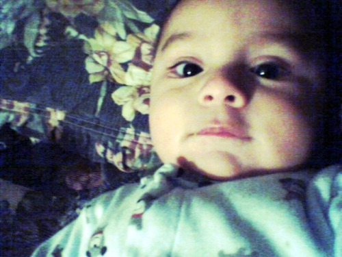 MY SON!!! i LOVE him to pieces<333 there's nothing i wont do for him.