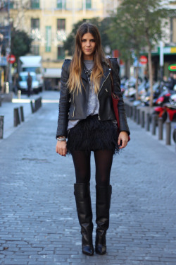 paris2london:  (via Feathers rock! | Trendy Taste)