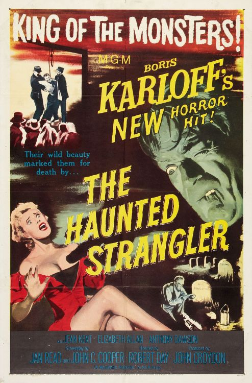 Films in 2012—#366 The Haunted Strangler (Robert Day, 1958)