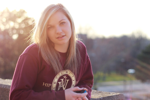 Spent the afternoon exploring campus taking pictures of my friend Kelsey and scouting potential locations for future shoots.