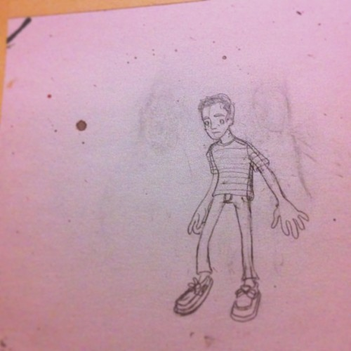 Safety Not Guaranteed  #me #wip #floating #sketching #cantsleep