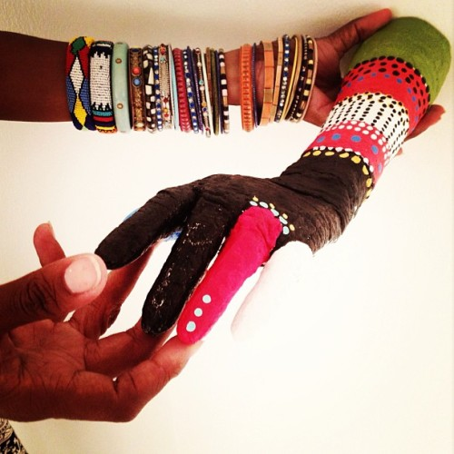 I need these arm installations for my Chejo bracelets. Beyond the jewelry box.