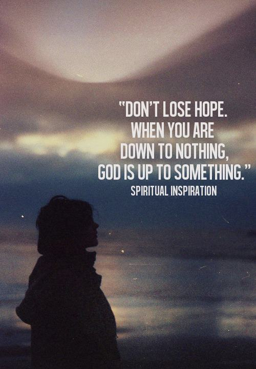 "spiritualinspiration:  Have you been praying and believing for something that seems like it's taking a lot longer than you thought? Many times, people can miss God's best simply because they give up before they see their ""due season"" come. Don't let that be you! Be encouraged today, your answer is closer than you think. If it seems like things are getting more difficult, remember, when the intensity heats up, that means you are closer to your victory. It always seems darkest just before the dawn arrives.  We serve a faithful God, and He's working behind the scenes on your behalf. Don't cast away your confidence today because your reward is coming. And just like a new mother forgets about her labor pain once she is finally holding her newborn, you'll forget about your struggle when you are holding on to your promise. While you are waiting, keep an attitude of faith and expectancy. Wake up every morning and say out loud, ""I've come too far to give up now. My due season is coming. I will reap my harvest."" Stay in faith and look for His hand of blessing because He has promised you victory, and it's closer than you think!"
