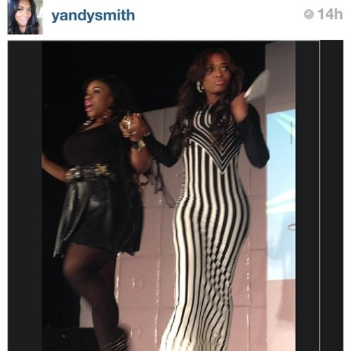 Shout out @yandysmith to rockin that Good @ericka_anzel Dress #Fashion #luxury #goods #instafashion #style #instastyle #custommade #dress Follow Now or get left Behind!