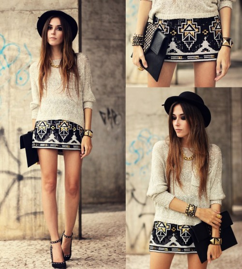lookbookdotnu:  Ancient love (by Flávia Desgranges van der Linden)