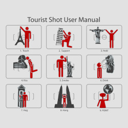 Tourist Shot User ManualCollab graphic works made in 2011 with my husband who is a photographer as a hobby, having seen…View Post