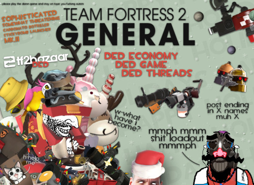 TF2 General: Christmas 2012 Edition