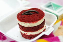 Red Velvet Cake by sheryip on Flickr.
