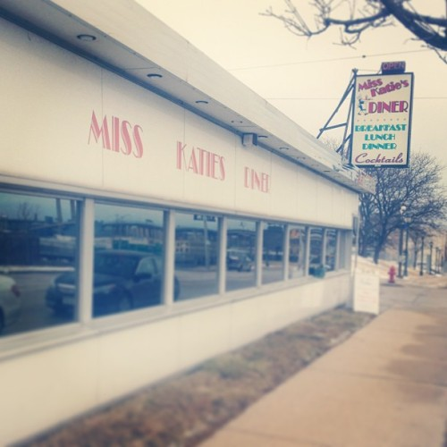 Miss Katie's Diner- a new favorite! #milwaukee #diner